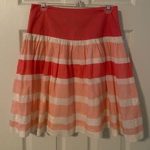Gap high waist skirt